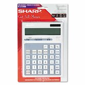 EL-2139HB Compact Desktop Calculator, 12-Digit LCD