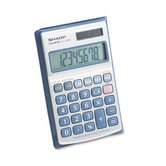 EL-326SB Basic Calculator, Eight-Digit LCD