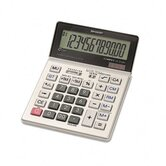 VX-2128V Compact Desktop Calculator, 12-Digit LCD