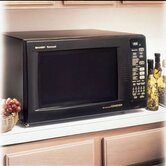 R930AK Countertop Convection Microwave in Black