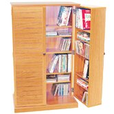 CD / DVD / Blu-ray / Video Multimedia Storage Cabinet