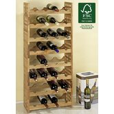 Nordic FSC Wine Rack (Set of 3)