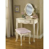 Powell Furniture Children's Vanities