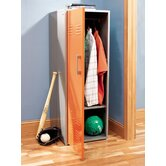 Teen Trends Orange Storage Locker