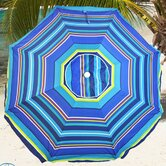 7.5' Deluxe Beach Umbrella