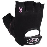 Luxe Womens Fitness Glove in Black