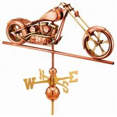 Full Size Weathervane Chopper in Polished