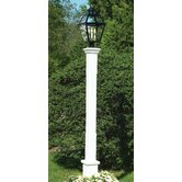 Lazy Hill Farm Barrington Lantern Post