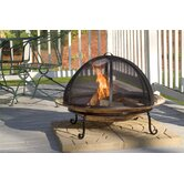 Fire Pit Spark Screen