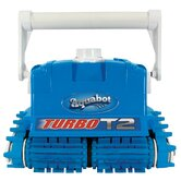 Aquabot Turbo T2 Pool Cleaner in White