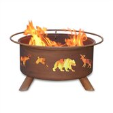 Wildlife Fire Pit
