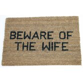 Beware of The Wife Doormat