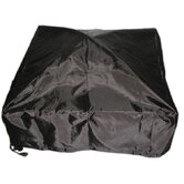 PVC Coated Oxford Fabric Square Fire Pit Cover