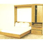 Transitional Full Murphy Bed