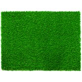 "Diamond Pro Spring 90"" x 90"" Synthetic Lawn Grass Turf"