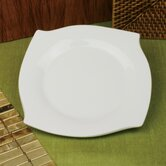 Crescent Luncheon / Salad Plate