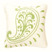 Samara Crewel / Chain Stitch Pillow