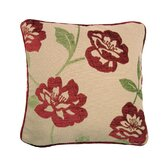 Elston Cushion Cover in Red