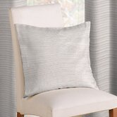 Rib Plain Cushion Cover in White