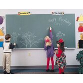 "Duroslate Chalkboard (1/8"" Hardboard Backing)"