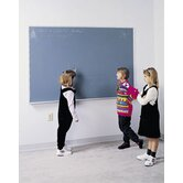 Duroslate Chalkboard with Traditional 1/4&quot; Hardboard Backing