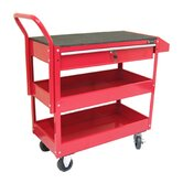 36.8&quot; Metal Tool Cart