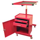 Adjustable Metal Tool Cart