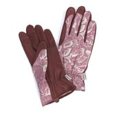 Rose Pink, Print Glove, Hat and Apron Set