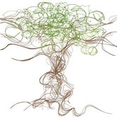 Imagination - Branches Stretched Wall Art