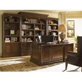 Northport Standard Desk Office Suite