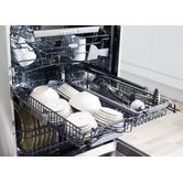 XXL Tank 13 Programs Fully Integrated Dishwasher - Custom Panel