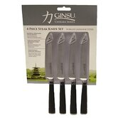 Chikara Series 4 Piece Steak Knife Set