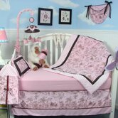 French Toile Baby 14 Piece Crib Nursery Bedding Set