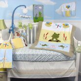 Leap Froggies Baby 14 Piece Crib Nursery Bedding Set