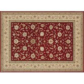 Welbourne Red/Beige Rug
