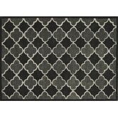 Brighton Black/Grey Rug