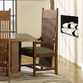 Frank Llloyd Wright Dana-Thomas Large Arm Chair