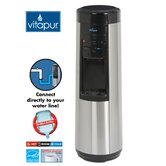 Vitapur Point-of-Use Dispenser in Stainless Steel/Black