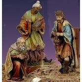 3 Kings Color Figurines Set