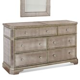 Borghese Mirrored Drawer Console