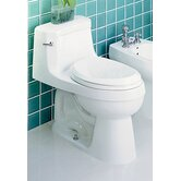 Palermo One-Piece Chair-Height Elongated Toilet