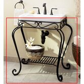 Orleans Wrought-Iron Richmond Console