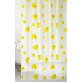 Peva Duck Shower Curtain