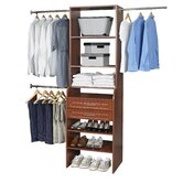 Ally Closet Organizer Tower