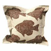 Fish on Pillow