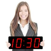 Huge 5&quot; Numbers LED Digital Clock