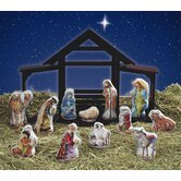 Nativity Christmas Cross Stitch (Set of 12)