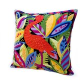 Susan Sargent Ibis Accent Pillow