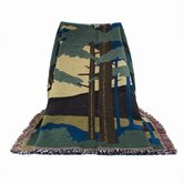 Motawi Landscape Throw