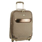 "Signature Jacquard 24"" Expandable Spinner Suitcase"